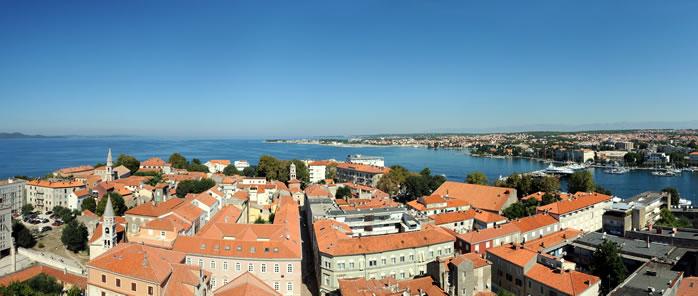 Adriatic Coast Croatia on The Adriatic Coast
