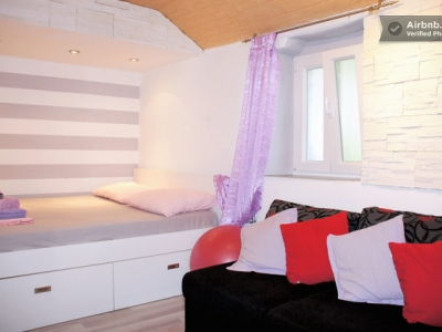 Studio apartment for 4 persons