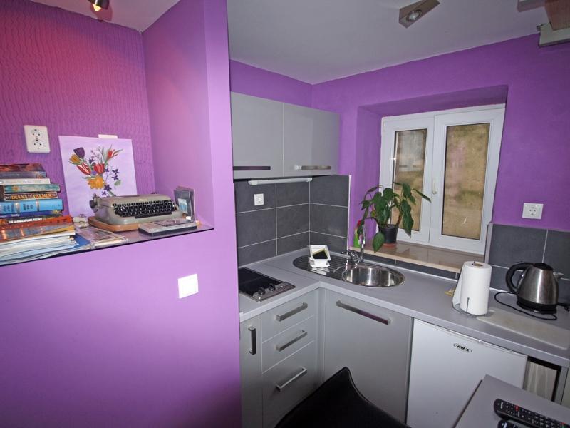Duplex studio apartment for 2 persons