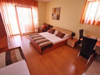 Apartment für 1 Person mit Meerblick