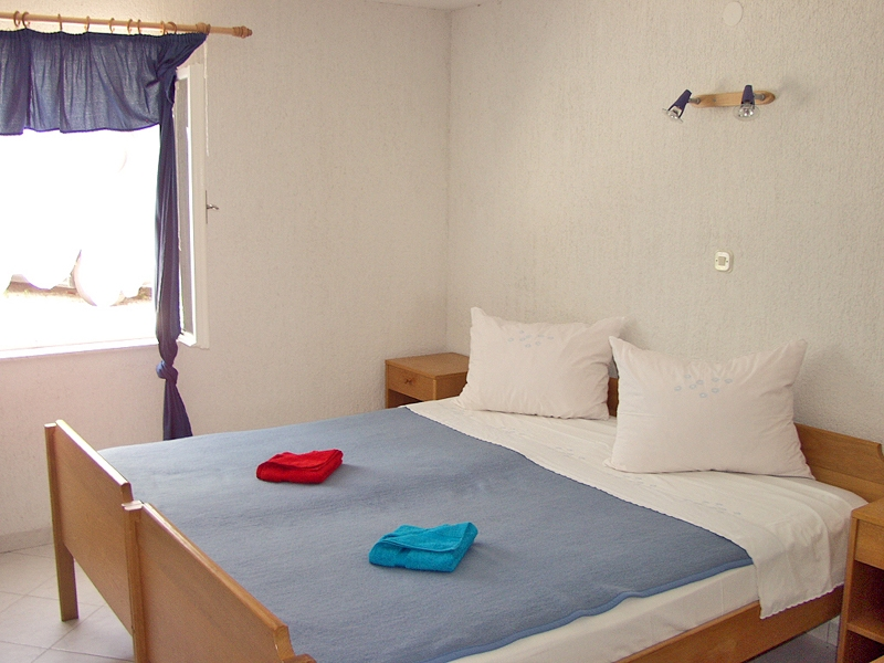 Apartment for 4 adults + 2 child