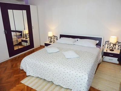Apartment for 2+2 persons